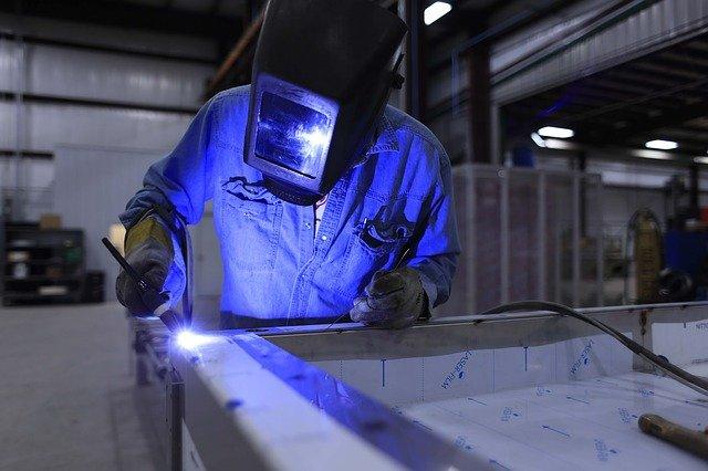 MIG Welding repair